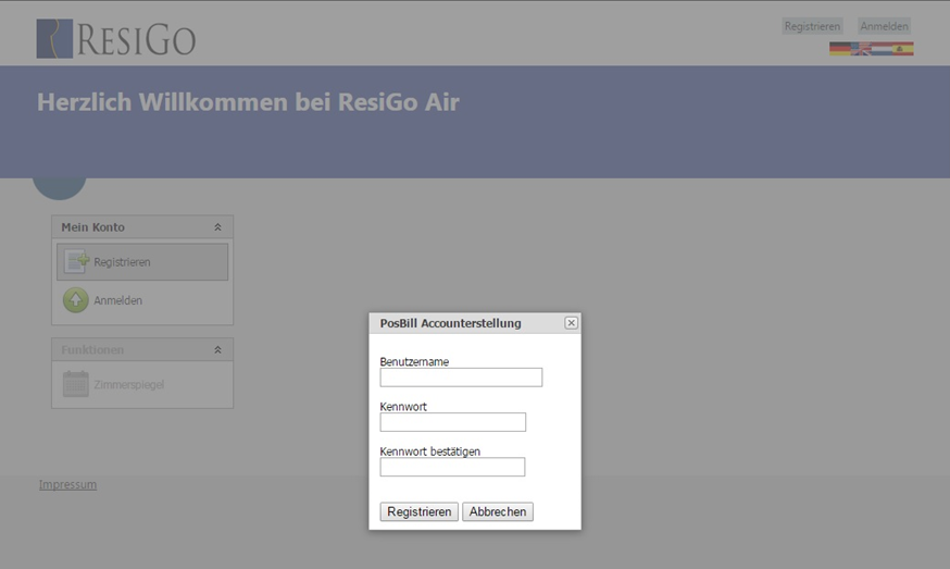 ResiGo_Air_Anmeldung